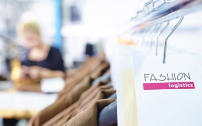 Neue Webseite für Fashion-Logistics