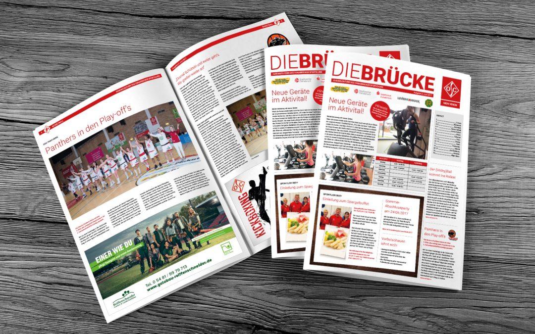 """""""Die Brücke"""" des Osnabrücker Sportclubs ist da!"""
