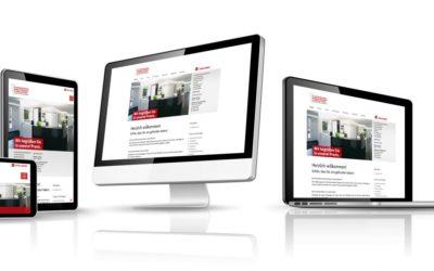 Neue TYPO3-Webseite für Praxis Dr. Obermeyer & Tholen
