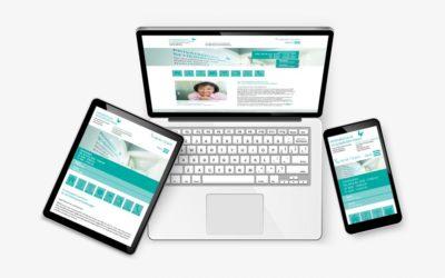 Webseiten-Relaunch für die Schilddrüsen-Praxis Reiermann