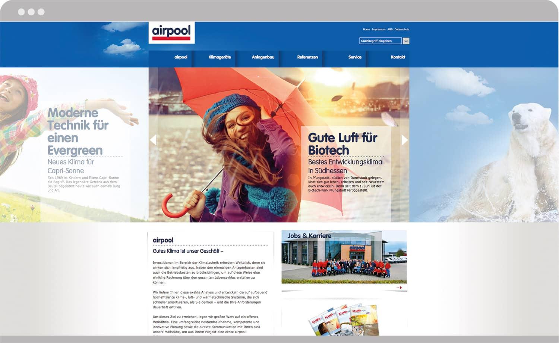 airpool-webseite-startseite