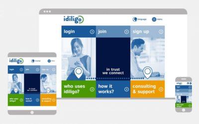 Webseiten-Relaunch für Idiligo