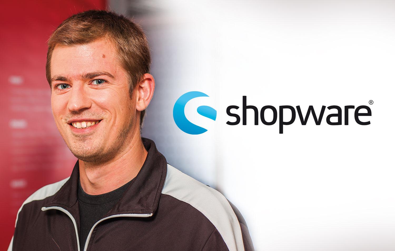 Hauke erhält Advanced-Developer-Zertifikat in Gold für das Shopystem von Shopware