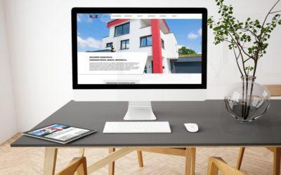 Individuelle TYPO3-Website für Zielsdorf Massivhaus