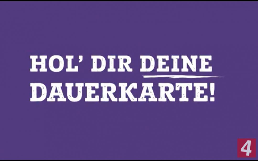 Dauerkartenkampagne für den VfL Osnabrück von team4media