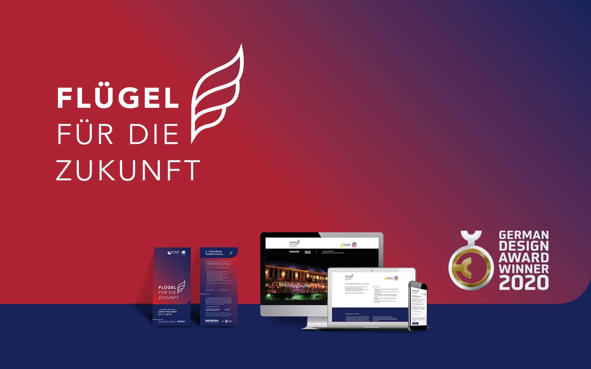 German Design Award 2020 Winner team4media - Ihre Werbeagentur in Osnabrück