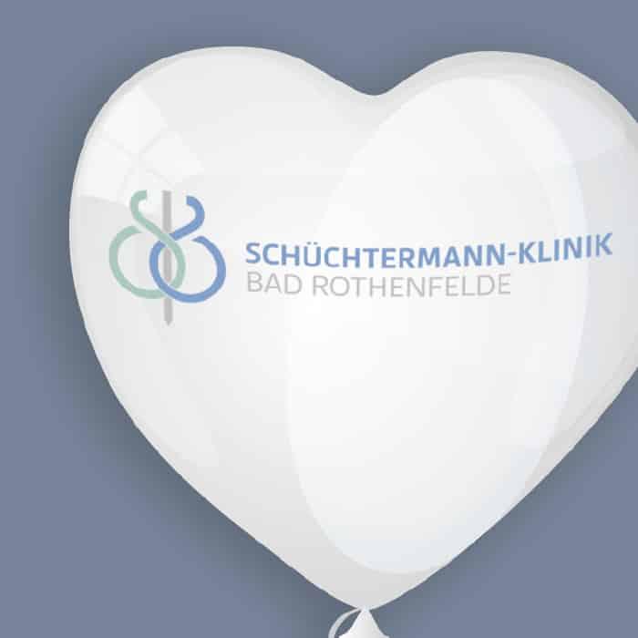 Referenz Teaser Schüchtermann Klinik Luftballon