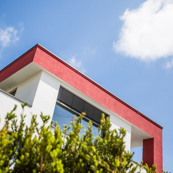 Zielsdorf Massivhaus gestaltet von team4media - Ihre Werbeagentur aus Osnabrück