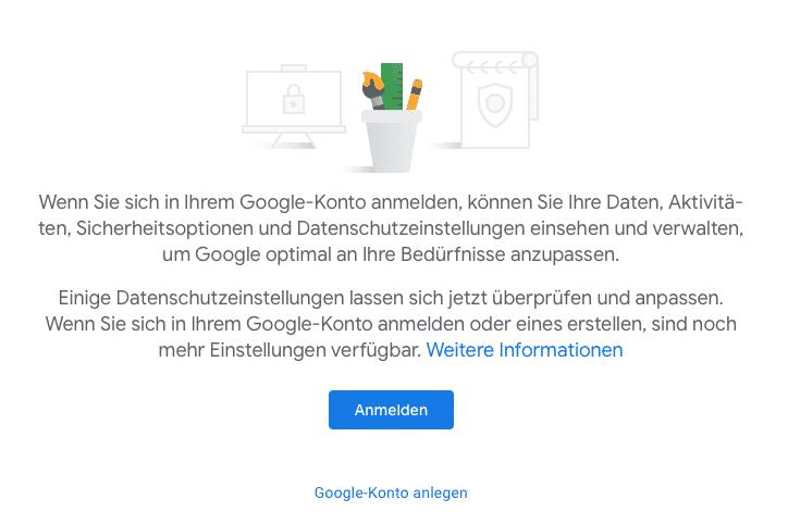 Googlekonto-erstellen