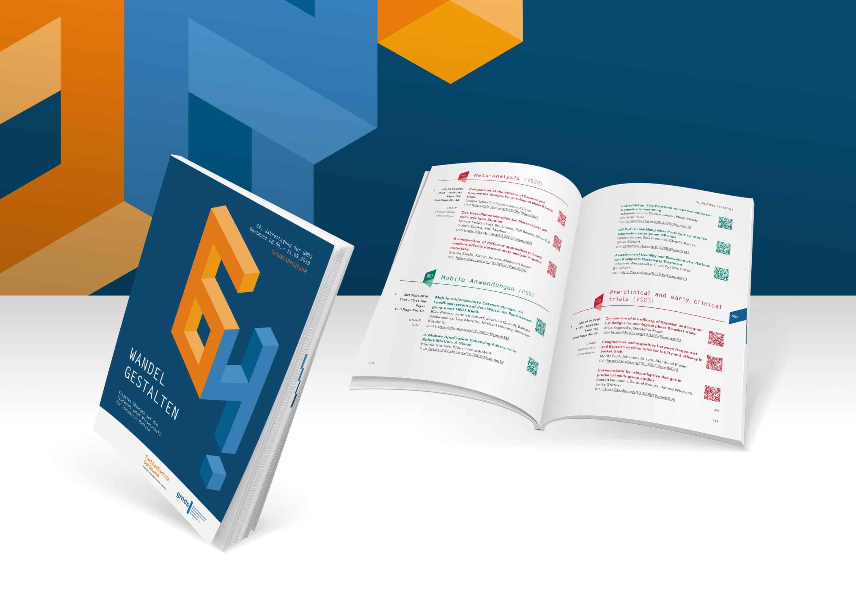 Broschüre der FH Dortmund gestaltet von team4media - Ihre Werbeagentur aus Osnabrück