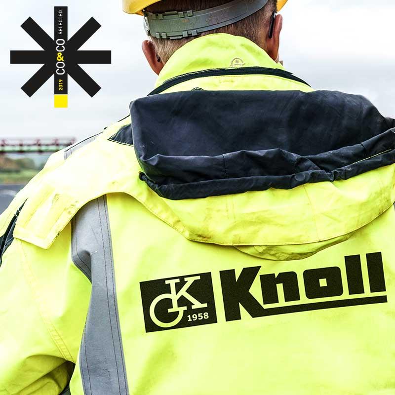 Design Knoll gestaltet von team4media - Ihre Fullservice Werbeagentur in Osnabrück