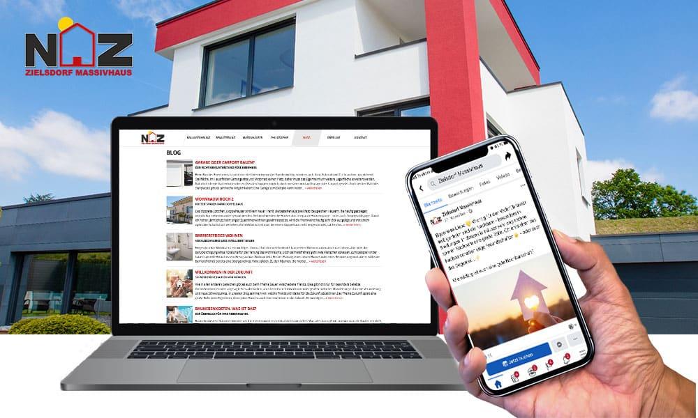 Social Media für Zielsdorf von team4media - Ihre Werbeagentur aus Osnabrück