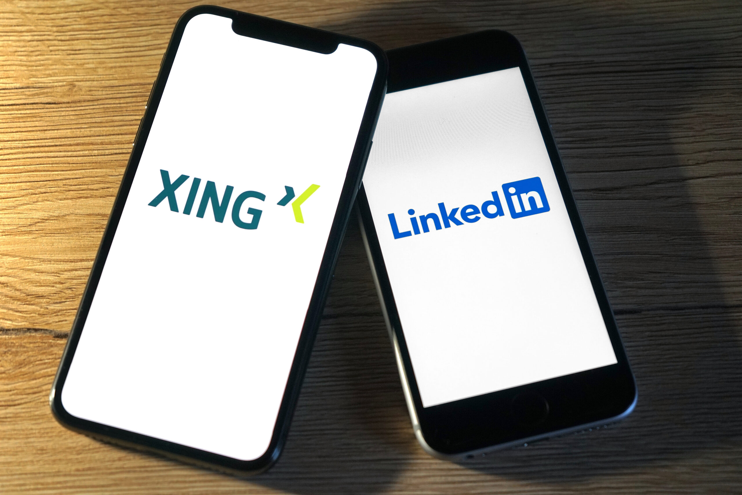LinkedIn & XING: Business-Netzwerke für Unternehmen