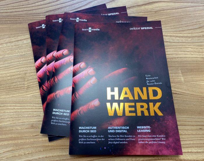 Magazin Handwerk team4media